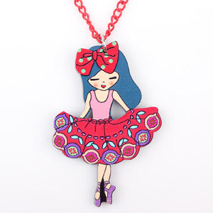 Fairy Dance Necklace - The Fairy Princess Store