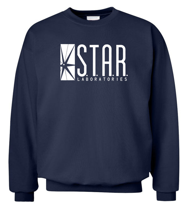The Flash S.T.A.R. labs Sweatshirt