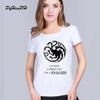 Game of Thrones Targaryen, Baelish, Stark T-shirts