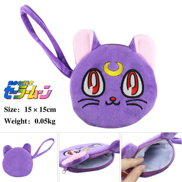 Anime Coin Purse