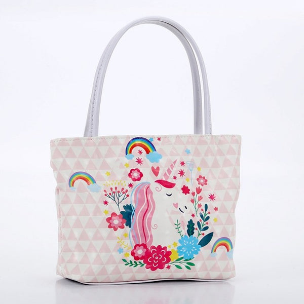 Waterproof Unicorn totebag
