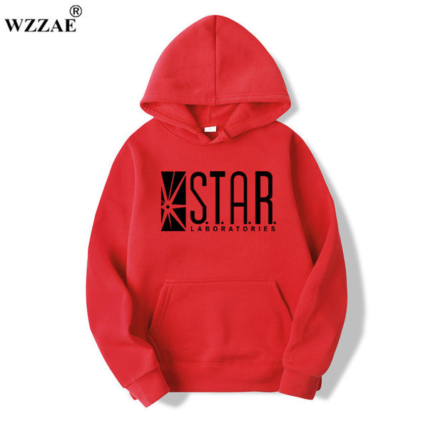 The Flash S.T.A.R. labs Hoodies