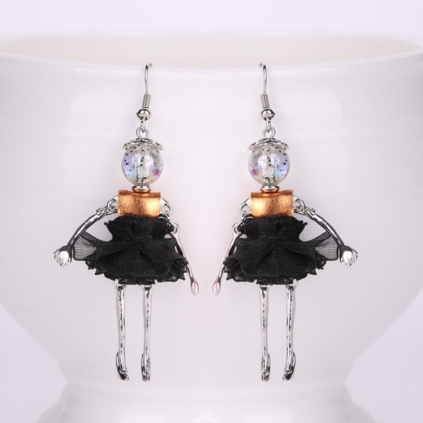 Handmade Babydoll Earrings - The Fairy Princess Store