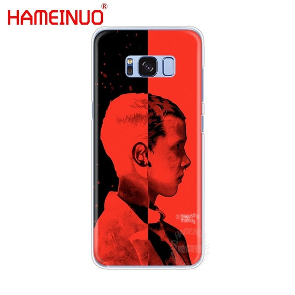 Stranger Things Samsung Galaxy phone case S series