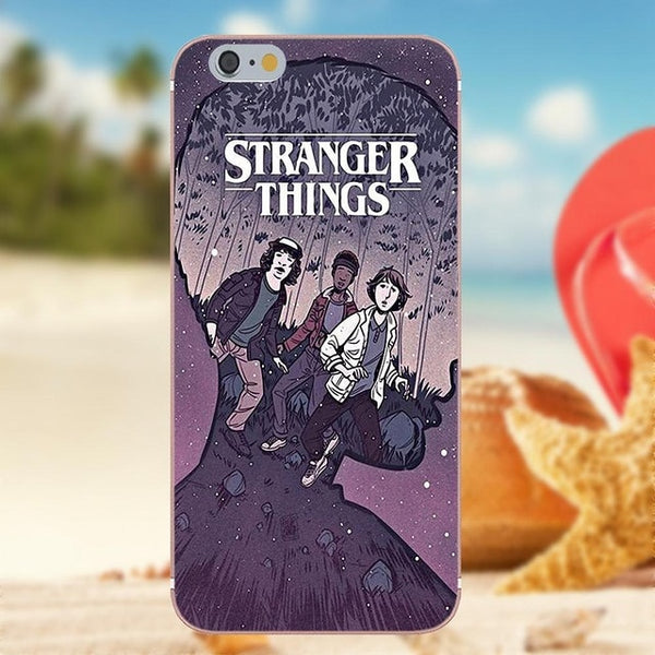 Stranger Things Phone case for iPhone and Galaxy Note