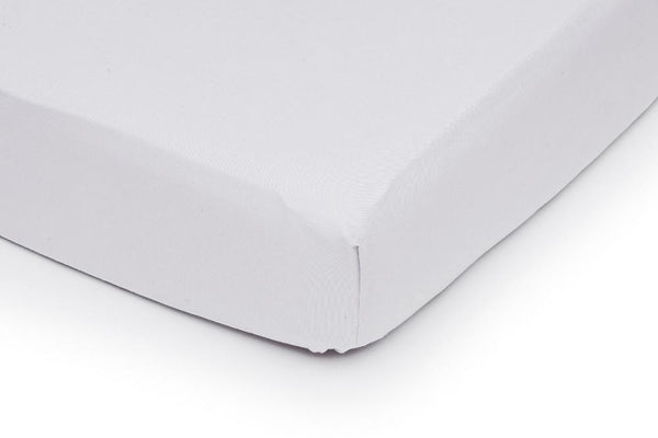 Gray Crib Fitted Sheet