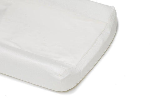 Ivory changing pad cover