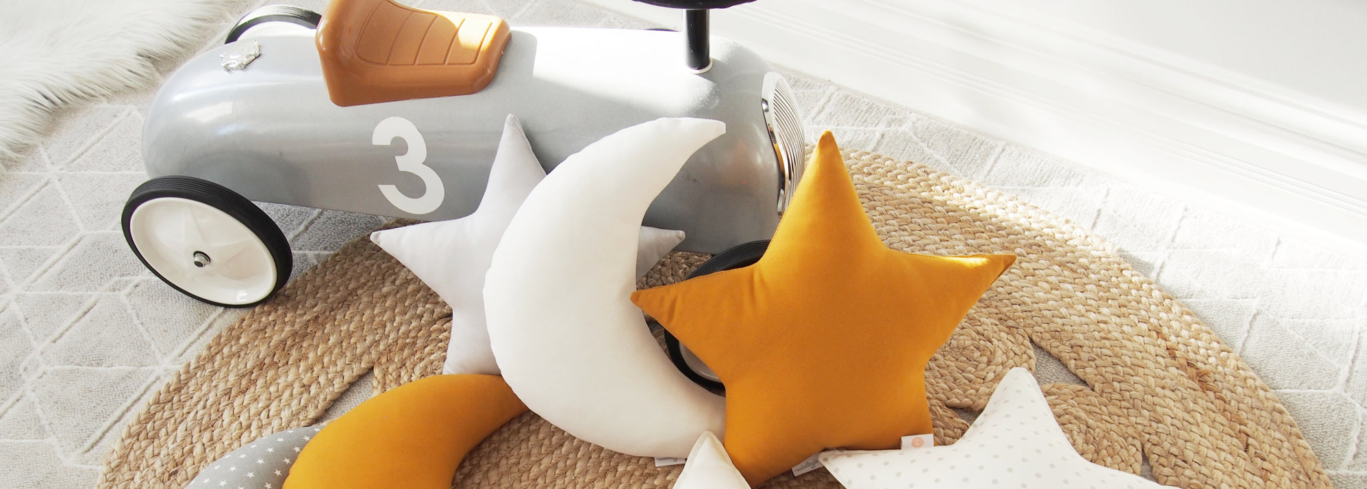Just in: Moon Pillows