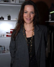 Rebecca Hall visiting The Story of Love