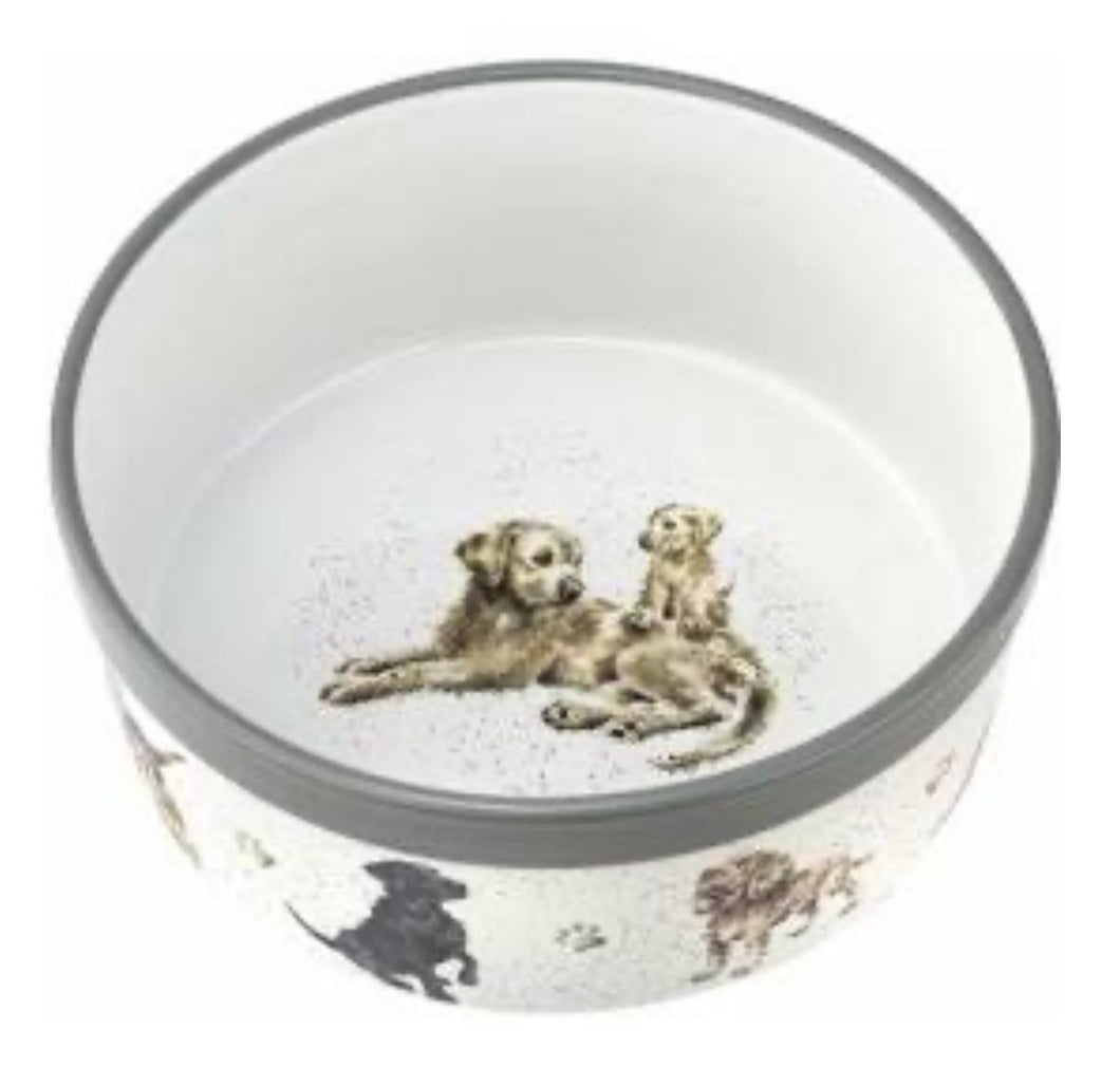 Wrendale Dog Bowl Large!