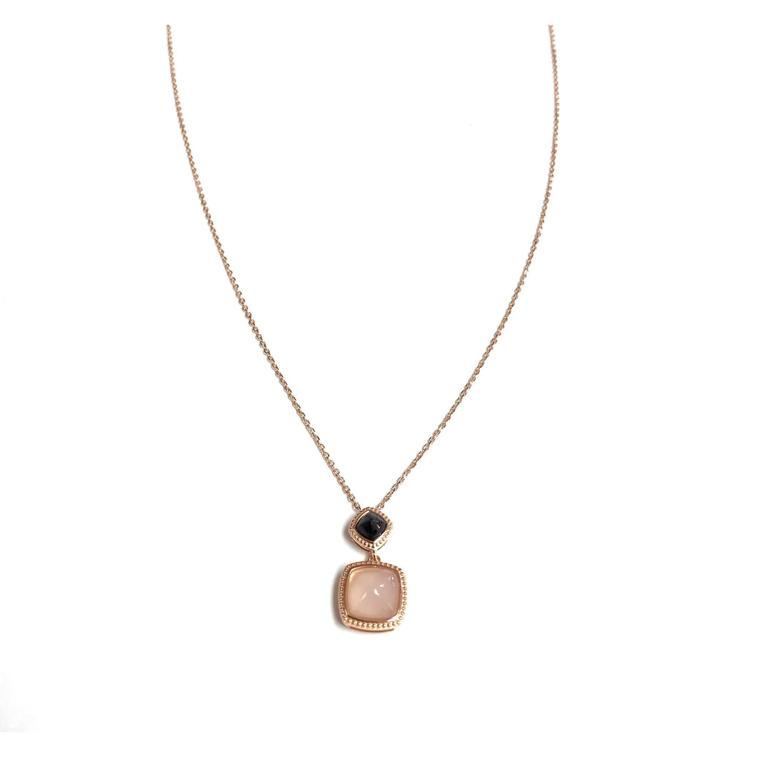 Rose Gold Necklace!