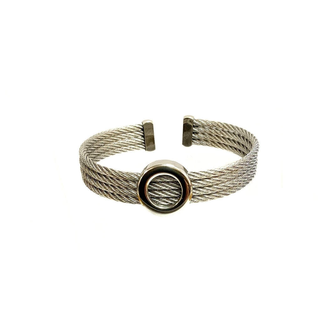 Stainless Steel Bangle!