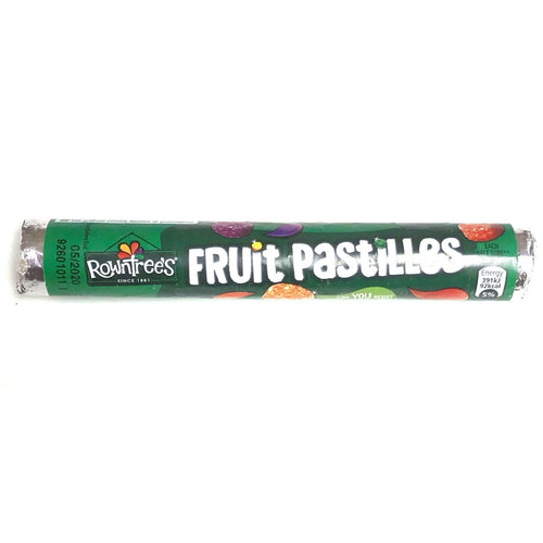 Fruit Pastilles!