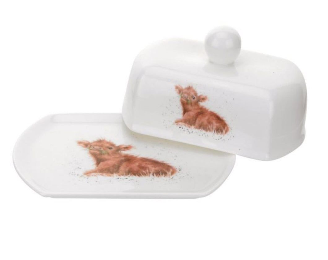 Wrendale Butter Dish!