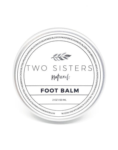 Two Sisters Foot Balm!