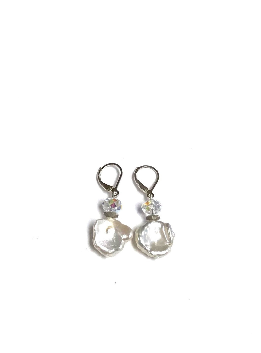 Freshwater Pearl Earrings!