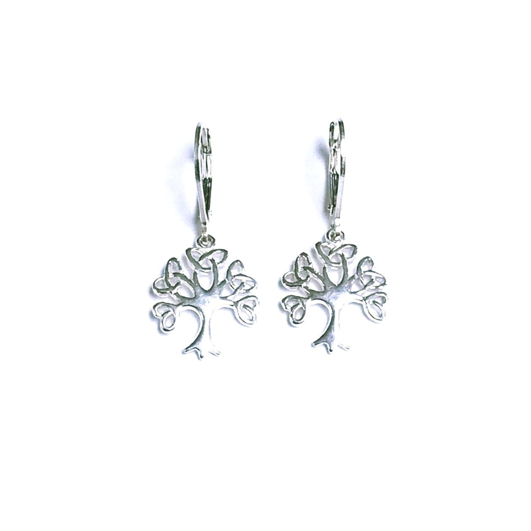 Whimsical Tree of Life Earrings!
