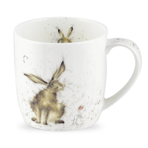 Wrendale Mugs!  Good Hare Day!