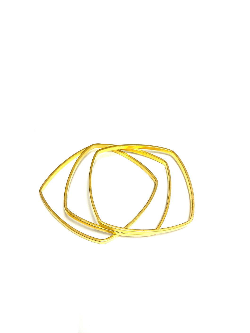 Set Of Three Bangles by Dean Davidson!