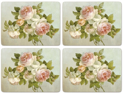 Antique Rose Placemats!