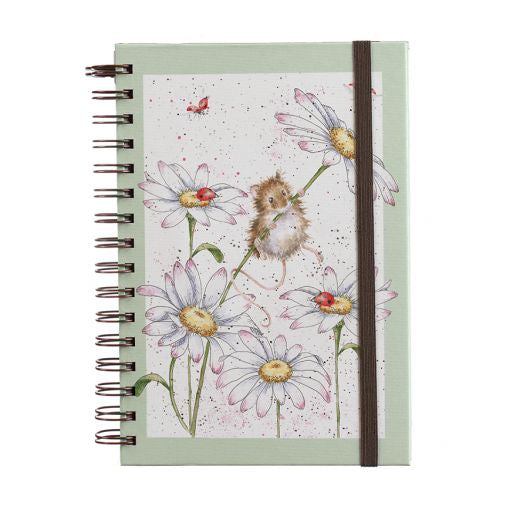 Oops A Daisy Journal by Wrendale!