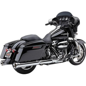 Cobra NH Series Muffler for Touring (Chrome, '17+ Touring)