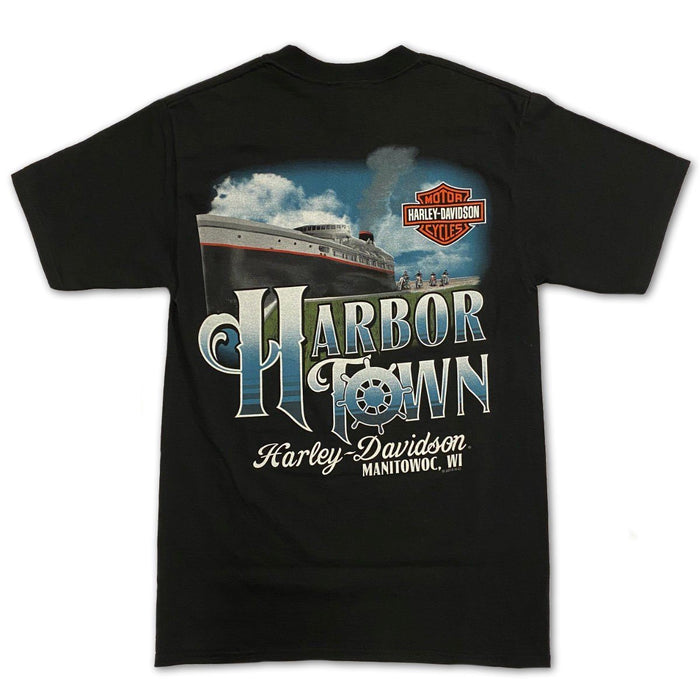 Harley-Davidson Custom Car Ferry Limited Edition Shirt
