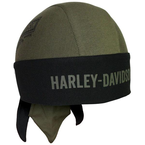 Harley-Davidson® Men's Elongated Bar & Shield Headwrap - HW31253