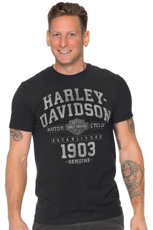 Harley-Davidson Men's First String T-Shirt - 40290114