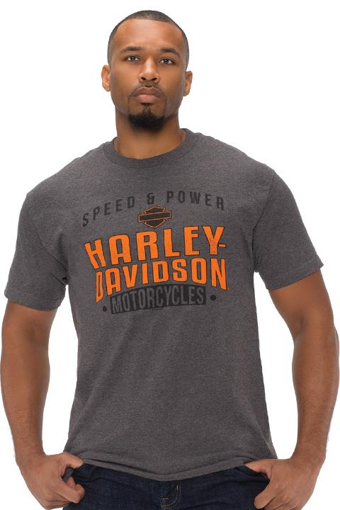 Harley-Davidson Men's Get Right Short Sleeve Tee - 40290093