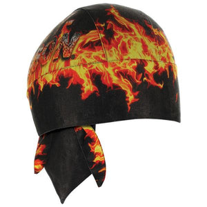 Harley-Davidson Men's H-D Flames Combustion Headwrap - HW20964