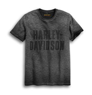 Harley-Davidson Men's Jersey Applique Logo Slim Fit Tee - 99019-18VM