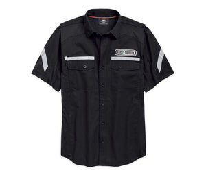 Harley-Davidson Men's Performance Action Back Shirt - 96761-19VM
