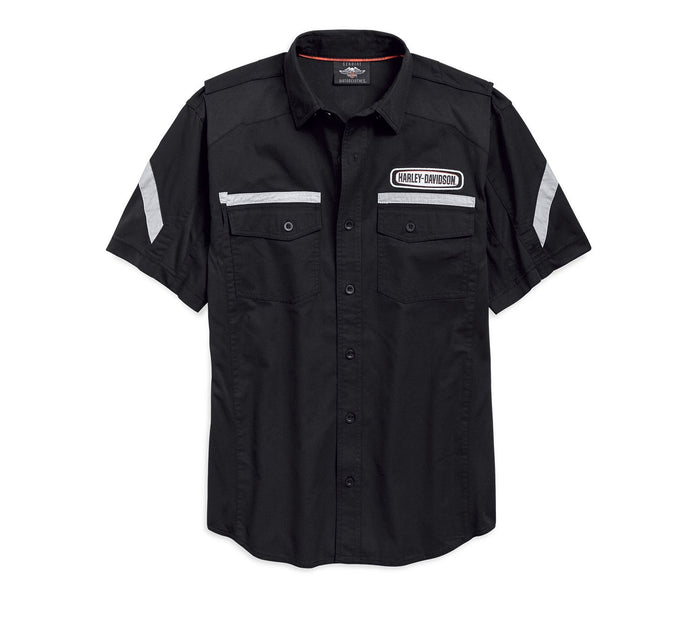 Harley-Davidson® Men's Performance Action Back Shirt - 96761-19VM