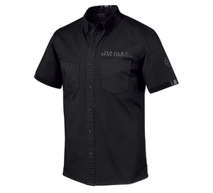 Harley-Davidson Men's Performance Mesh Stretch Shirt - 96650-19VM