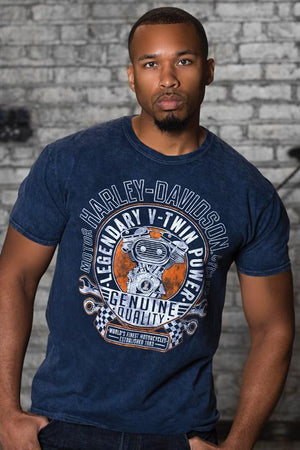 Harley-Davidson Men's Takeover Short Sleeve Tee - 40290095