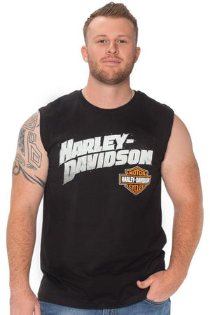 Harley-Davidson Open Night Sleeveless Men's Shirt - 40290138