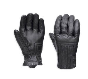 Harley-Davidson Sale Men's Newdale Perforated Leather Gloves - 97116-18VM