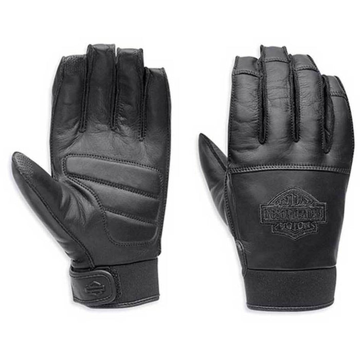 Harley-Davidson™ Valve Full Finger Leather Gloves