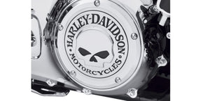 Harley-Davidson Willie G Skull Derby Cover (Touring) - 25700469