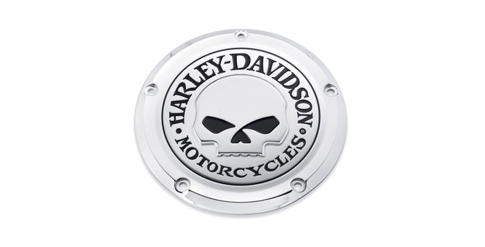 Harley-Davidson® Willie G Skull Derby Cover (Touring) - 25700469