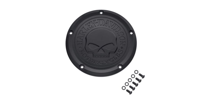 Harley-Davidson® Willie G Skull Derby Cover (Touring) - 25700740