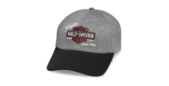 Harley-Davidson Women's Embroidered Logo Jersey Cap - 99447-18VW