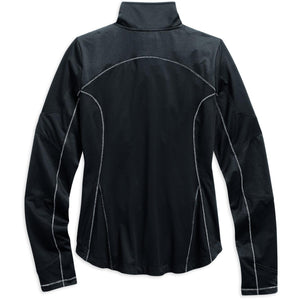 Harley-Davidson™ Womens Jacket, Bar & Shield Vented Performance 99157-15VW