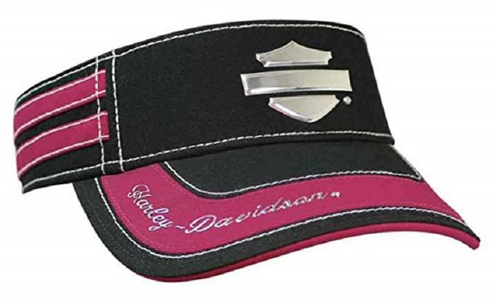 Harley-Davidson Women's Liquid Metal Bar & Shield Visor - VIS114491