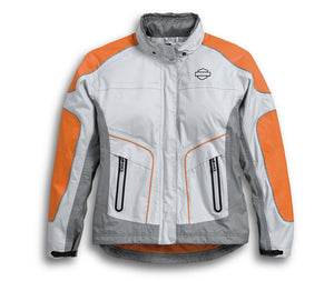 Harley-Davidson Women's Midpoint Colorblock Rain Suit - 98203-17VW
