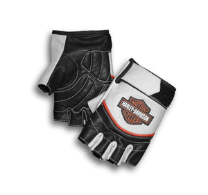 Harley-Davidson Women's Whistler Fingerless Gloves - 98167-18VW