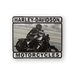 Harley-Davidson® Bike Ride Motorcycle Small Patch - EM280902