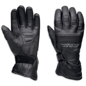 Men's Generations Full-Finger Insulated Leather Gloves 98274-14VM
