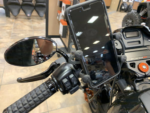 RAM X-Grip Phone Mount with RAM Snap-Link™ Tough-Claw™ Compatible with Harley-Davidson